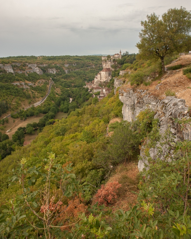 At Rocamadour, France