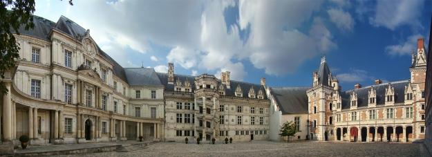 Château de Blois by Tango1774